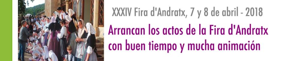 FIRA CON BUEN TIEMPO ANDRATX