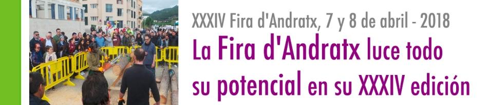 LA FIRA ANDRATX LUCE POTENCIAL